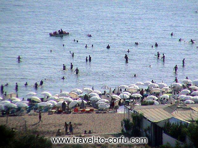 GLYFADA BEACH - If you like the sea sports, Glyfada beach is the perfect choice for you.