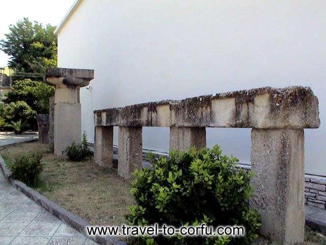 ARCHAELOGICAL MUSEUM OF CORFU - CORFU GREECE