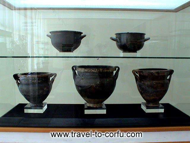 ARCHAEOLOGICAL MUSEUM OF CORFU - ARCHAELOGICAL MUSEUM OF ...