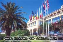 CORFU PALACE  HOTELS IN  LEOFOROS DIMOKRATIAS 2