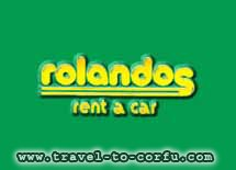 ROLANDOS RENT A CAR IN  CORFU - AGIOS GORDIS