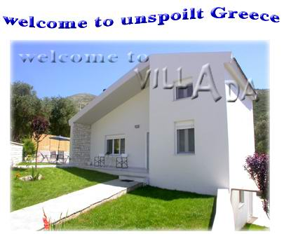 VILLADA  HOTELS IN  Margariti THESPROTIA EPIRUS