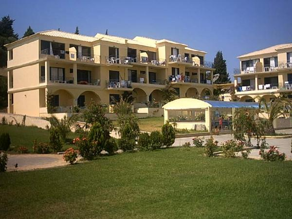 IONIAN SEA VIEW HOTEL IN  Kavos