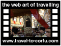 Travel to Corfu Video Gallery  - LITANIA - Saint Spirydon is the protector of Corfu. It is worth to follow a litany in honour of him, in the picturesque streets of the old town and to listen to the municipal philharmonic orchestra performing religious songs.  -  A video with duration 1 min 29 sec and a size of 1.385KB