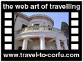 Travel to Corfu Video Gallery  - MON REPO - Mon Repos is found in the hill of Analipsis, in the point that existed the Acropolis of Ancient Kerkyra. There, you'll see the relics of Paleopolis and the palace of Mon Repos, that constituted the summer residence of the deposed king of Greece.  -  A video with duration 1 min 28 sec and a size of 1.510KB